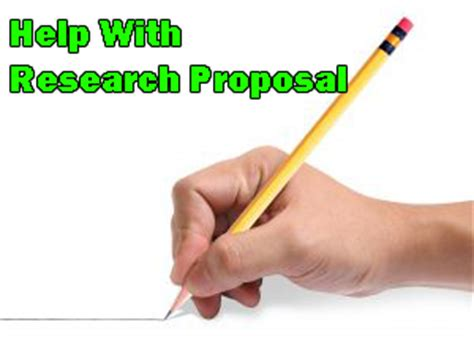 Writing mba thesis proposal